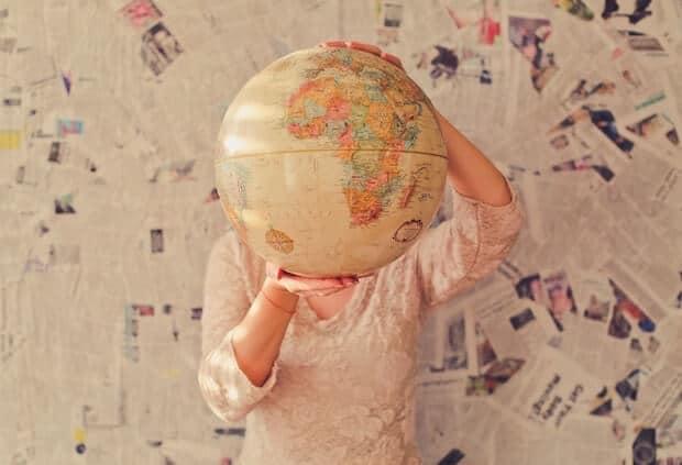 Afrika Globus