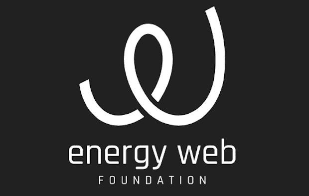 Logo der Energy Web Foundation