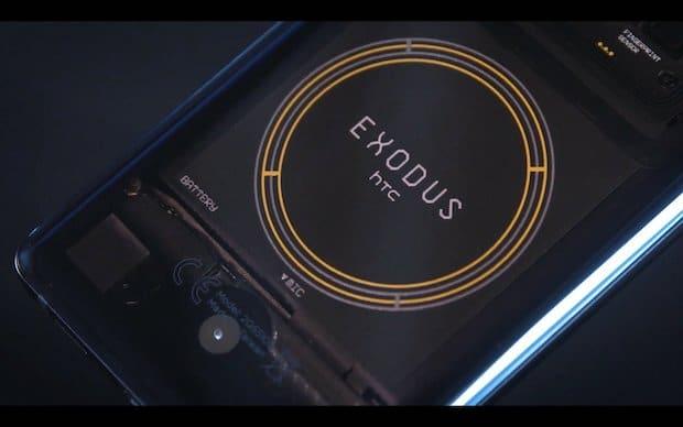 HTC Exodus Smartphone
