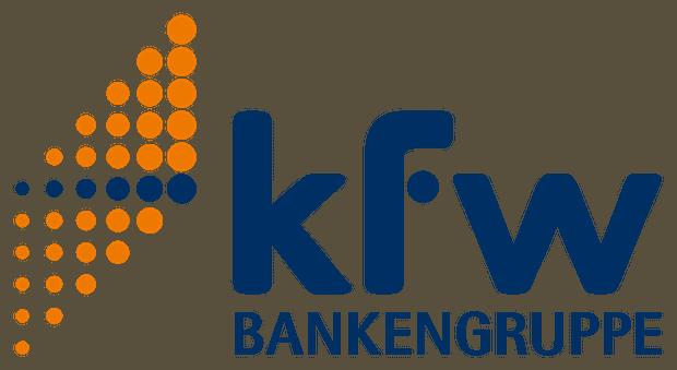 Logo der KFW Bankengruppe
