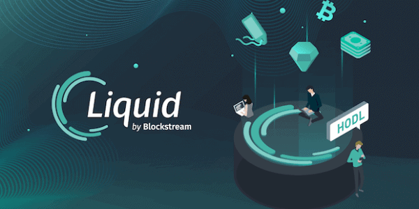 Liquid by Blockstream Logo