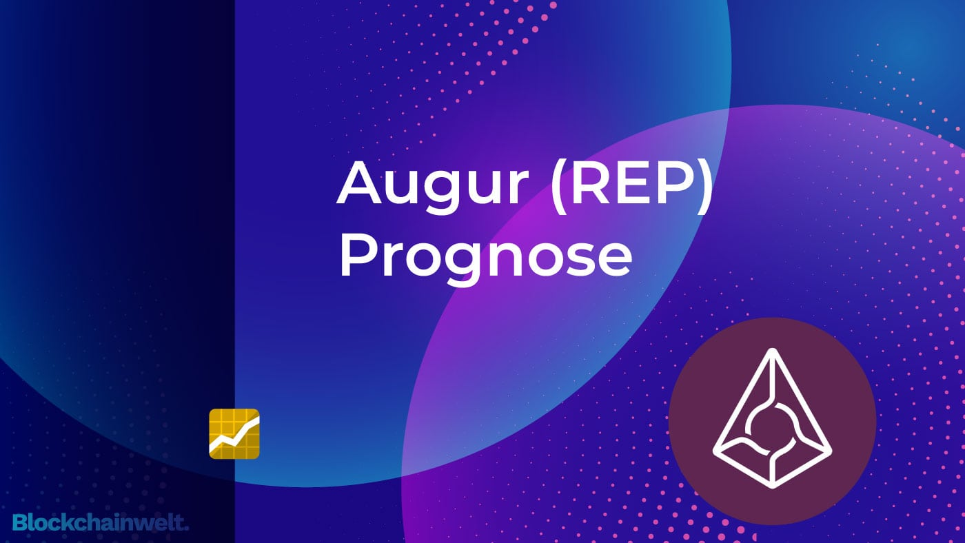 Augur Blockchain Prognose