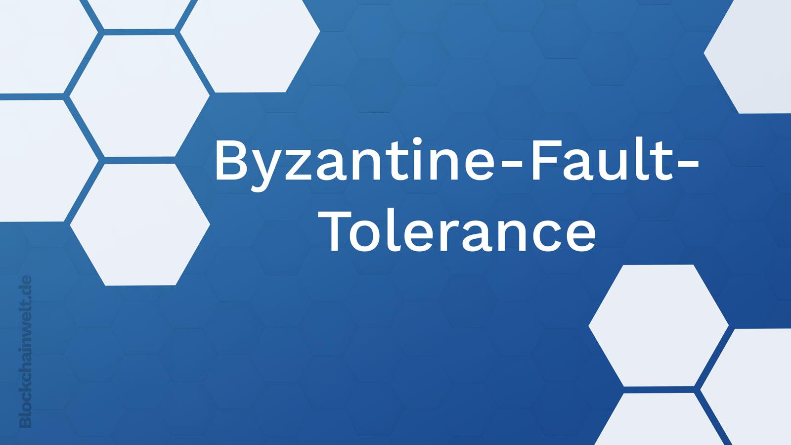 Byzantine Fault Tolerance (BFT)