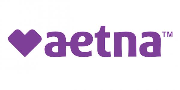 Logo der Aetna Versicherung