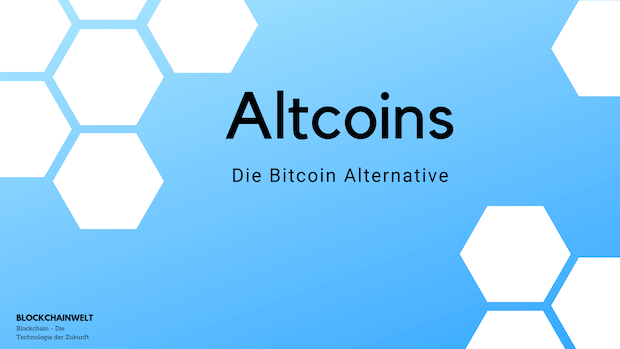 Altcoins - Die Bitcoin Alternative