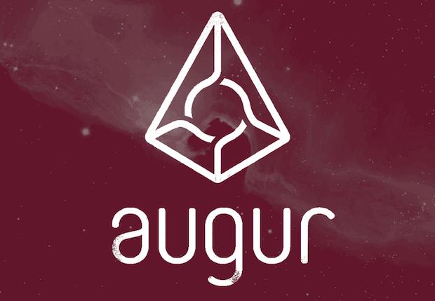Augur Blockchain Logo