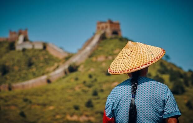 China - Chinesische Mauer