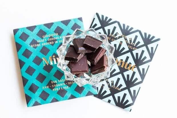 Goodio Schokolade
