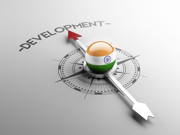 Entwicklung in Indien
