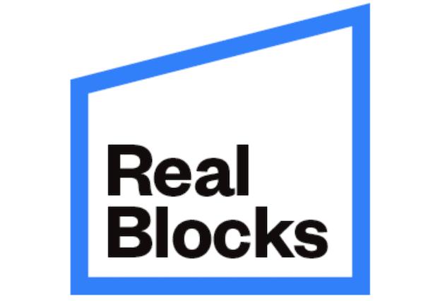 RealBlocks Blockchain Logo
