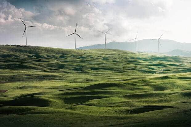 Nachhaltiger Blockchain Energiemarkt