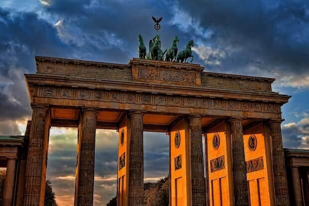 Brandenburger Tor - Deutschland