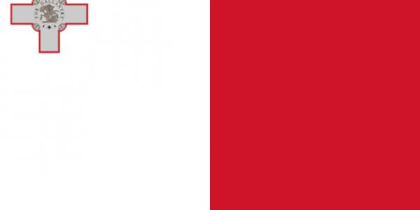 Flagge von Malta