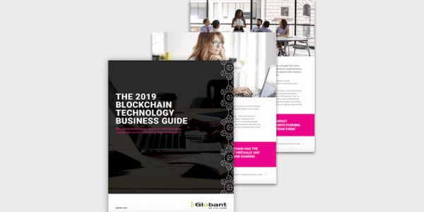 Globant - The 2019 Blockchain Technology Business Guide