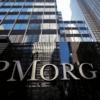 JP Morgan Schriftzug