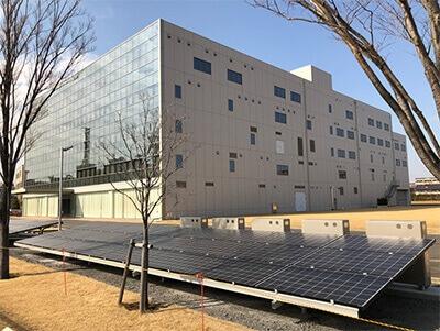 Testing site at Yokohama Nakayama Office