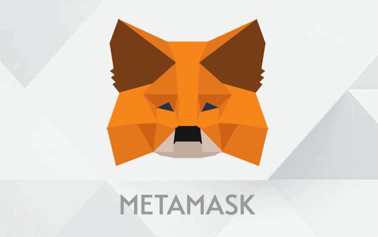 MetaMask Ethereum Online-Wallet Logo