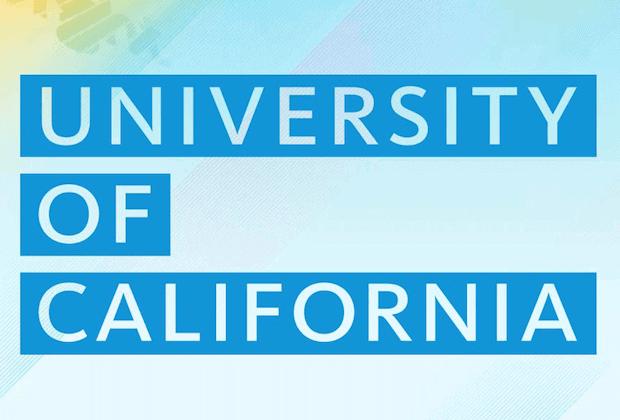 Logo der Universität von Kalifornien