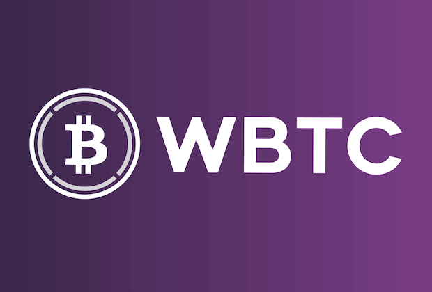 Wrapped Bitcoin (WBTC) Logo