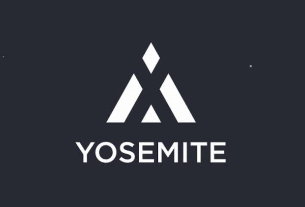 YOSEMITE X Blockchain Logo