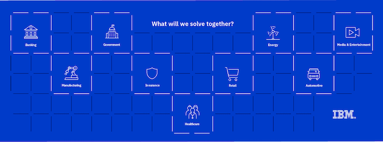 IBM Blockchain: What will we solve together?