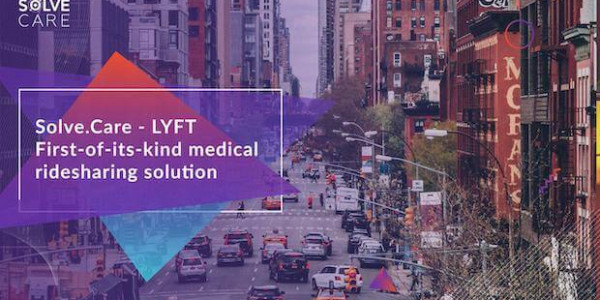 Lyft und Solve.care Kooperation