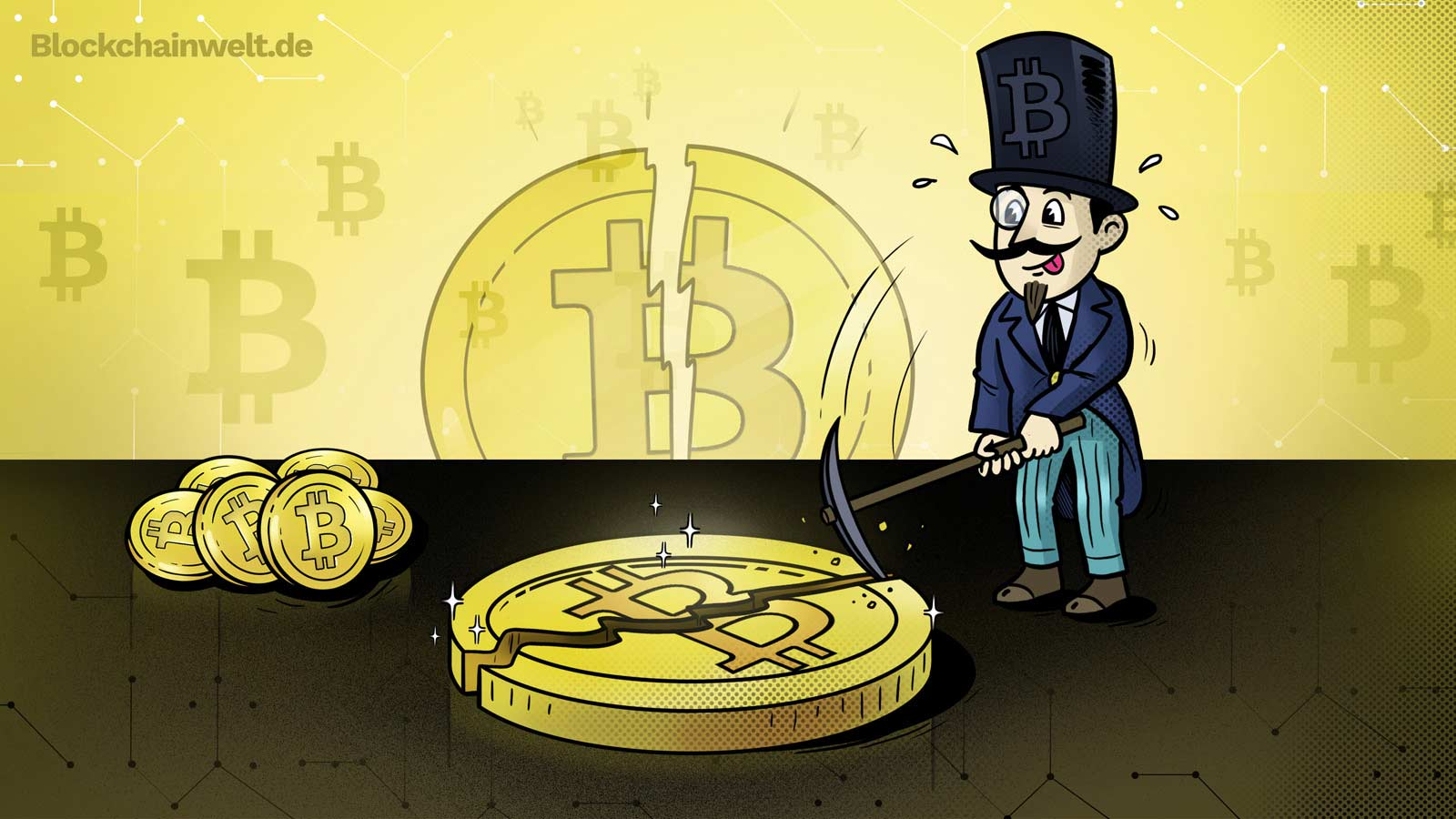 Bitcoin Halving 2024