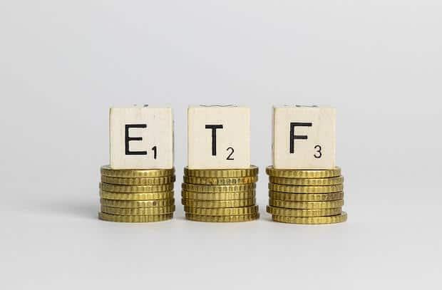 Bitcoin ETF Abbildung