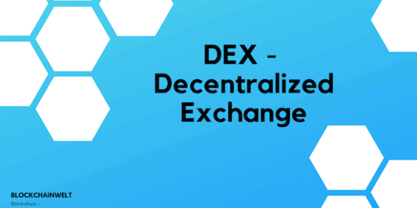 DEX (Decentralized Exchange)