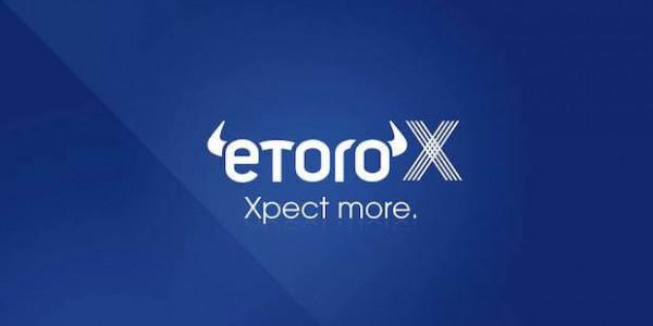 eToroX Krypto-Trading Plattform Logo