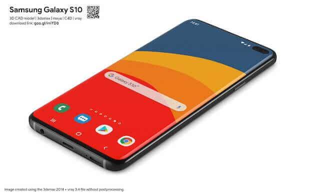Galaxy S10 mit Enjin Wallet