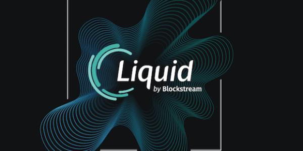 Liquid Network Logo von Blockstream