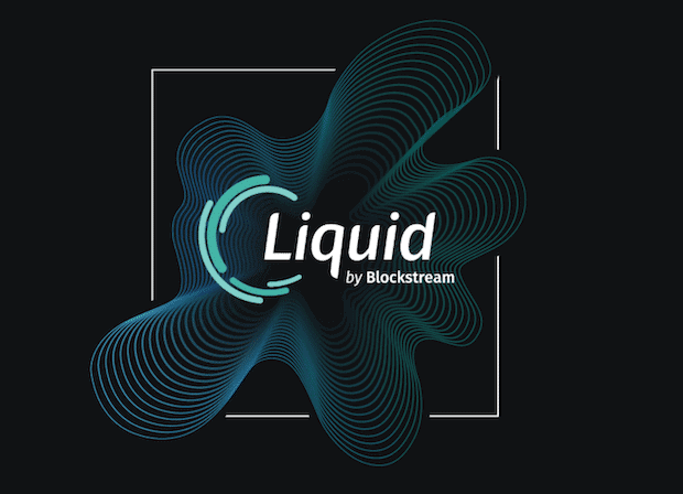 Liquid Network Logo von Blockstream