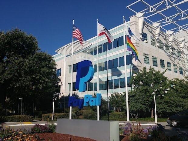 PayPal - San Jose Zentrale