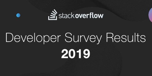 Stack Overflow Developer Survey Results 2019