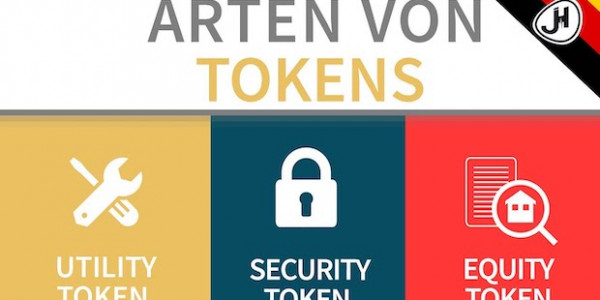 Tokenarten: Security, Utility und Equity Token
