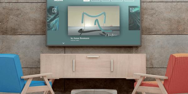 NOOW die neue Kunst-App @Swisscom