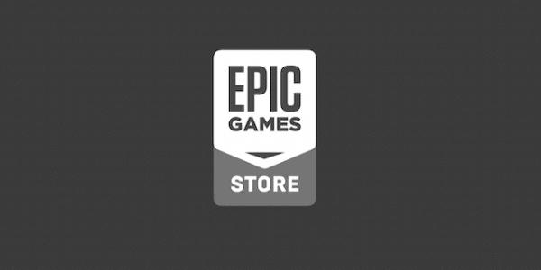 Epic Games Logo @EpicGames