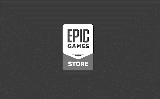 Epic Games Logo @EpicGames