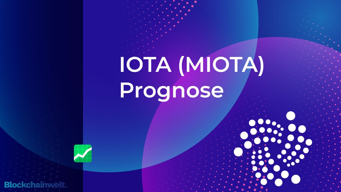 IOTA (MIOTA) Prognose