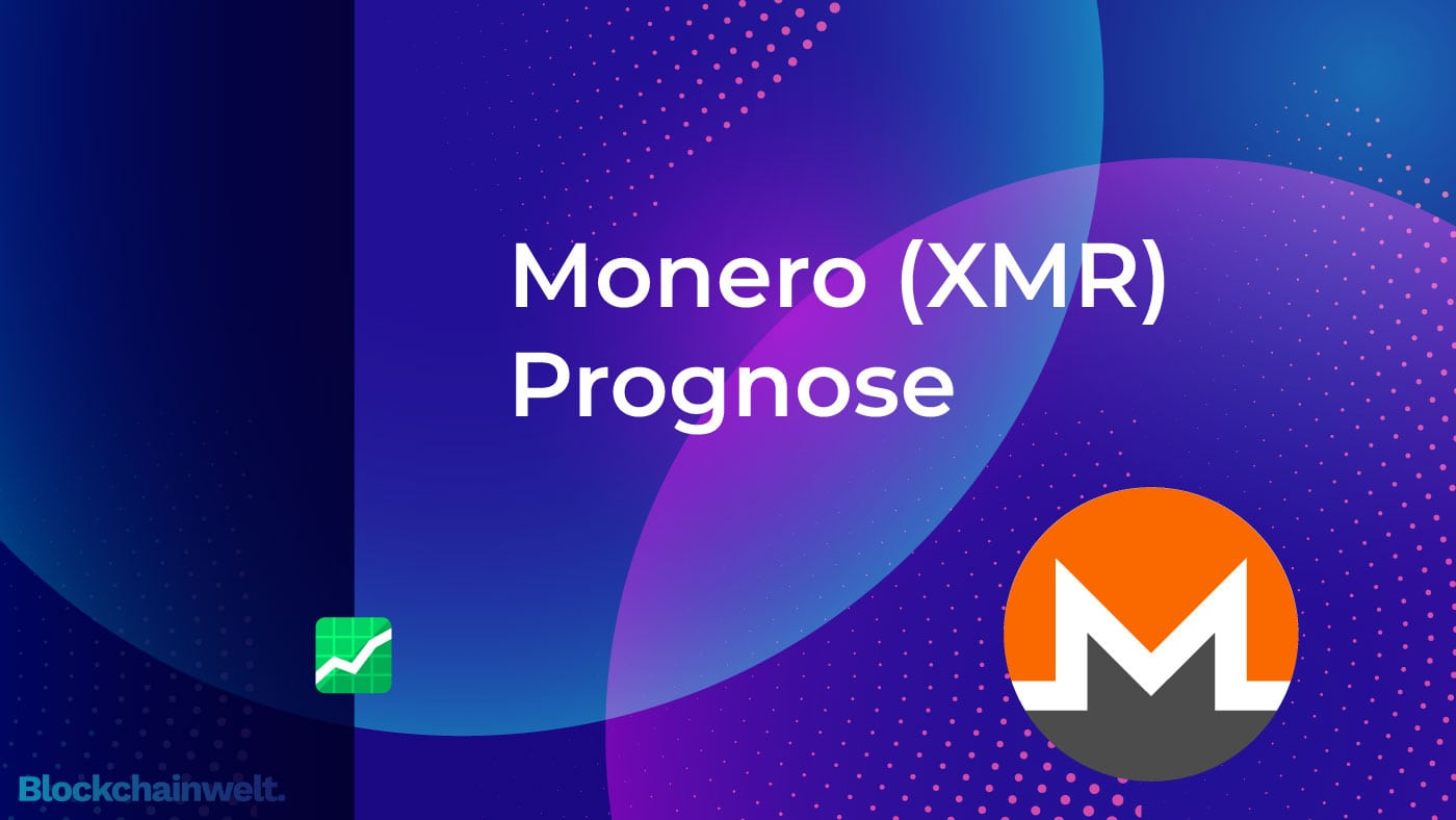 Monero XMR Prognose