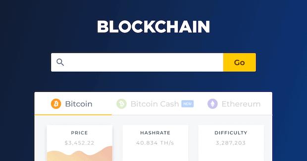 Blockchain.com Wallet & Explorer
