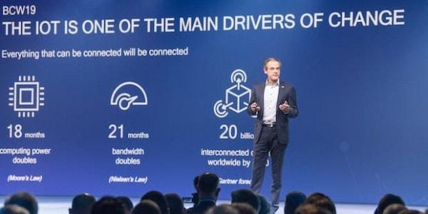 Bosch und das IoT auf der BCW19