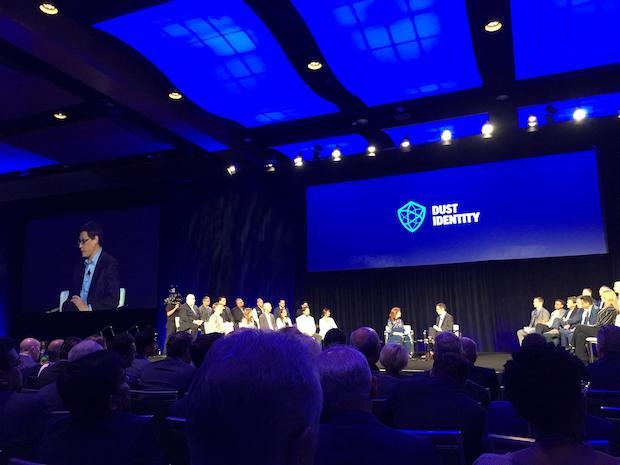 Dust Identity auf SAP Partner Summit