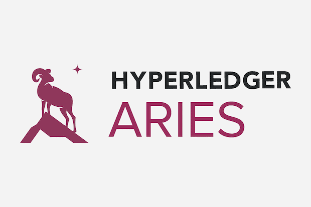 Hyperledger Aries Logo