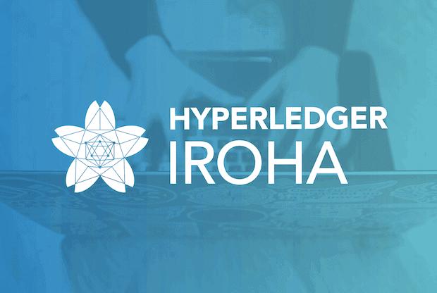 Hyperledger Iroha Logo