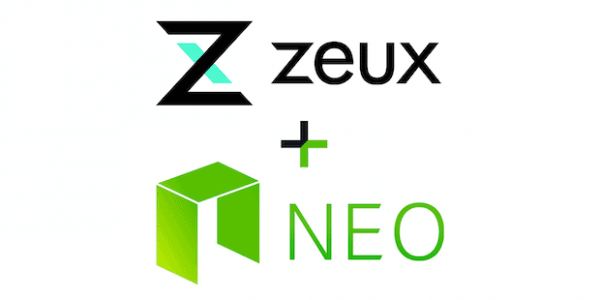Zeux integriert NEO Token