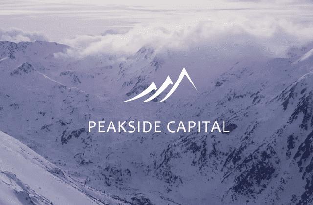 PeakSide Capital Logo @PeaksideCapital