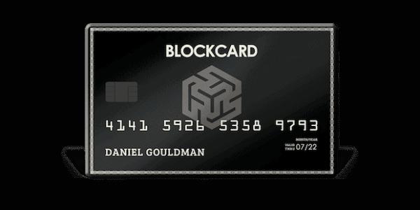 BlockCard Abbildung