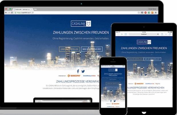 Cashlink - Venture Capital Finanzierung
